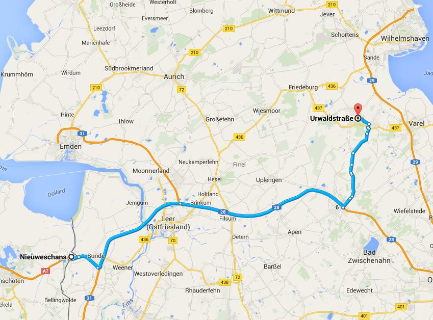 Route_van_Nieuweschans_naar_Neuenburger_Urwald