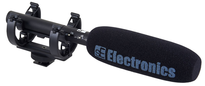 SE Electrionics ProMic Laser Microfoon