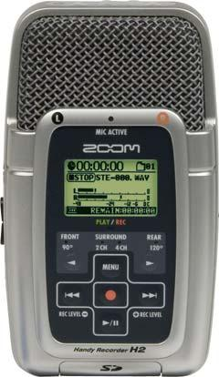 Zoom-H2-recorder