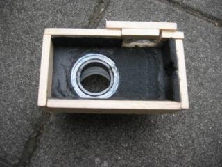 Homemade Digiscoping adapter