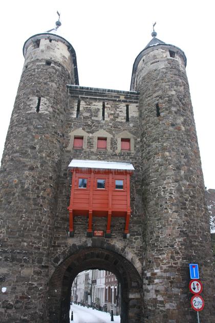 De Helpoort van Maastricht.
