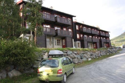 Het appartement bij Oppdal.